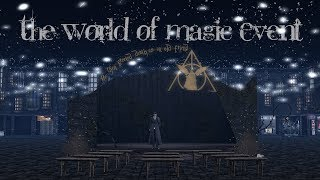 The World of Magic Event in Second Life
