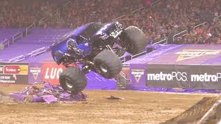 FS1 Cleatus Driver Marc McDonald AWESOME Freestyle and Save in Detroit