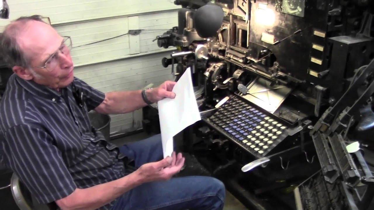 Antique Letterpress For Sale Antique Letterpress And