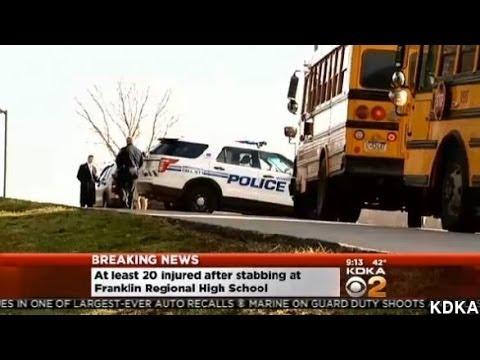 Mass Stabbing Injures 20 At Pa. High School