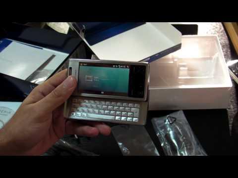 Sony Ericsson Xperia X1 HD Review ( in Romana ) - www.TelefonulTau.eu -