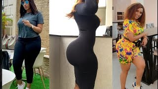 Juliet Ibrahim CURVY  Ghanaian actress