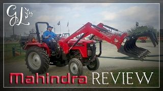 Mahindra Review. An Honest Review of Mahindra Tractors.