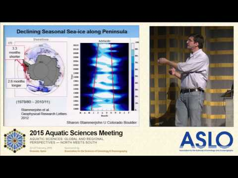 2015 ASLO Plenary: Scott Doney
