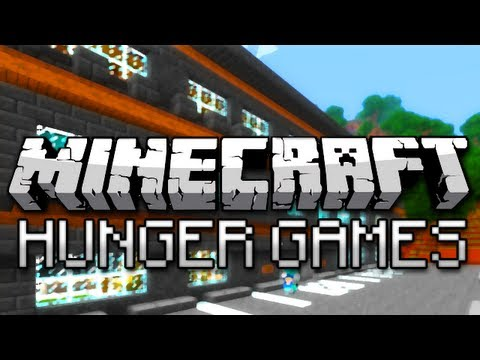 Minecraft: Hunger Games Survival W/ CaptainSparklez - Mega Map Part 1 - Smashpipe Games Video