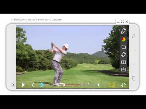 SwingAid - Level up Golf APK Cover