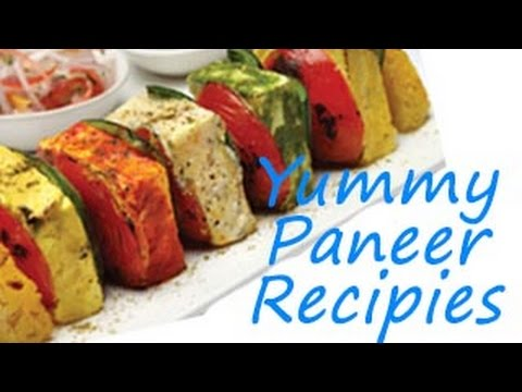 PANEER Butter Masala  & Much More Paneer RECIPES Compilation
