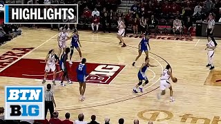 Highlights: Duke at Nebraska | B1G Women's Basketball | Dec. 4, 2019