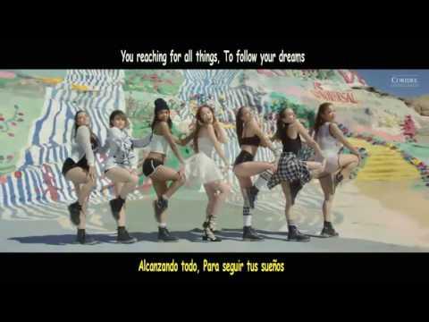 JESSICA (Feat. Fabolous) - FLY (English) [Sub Español]