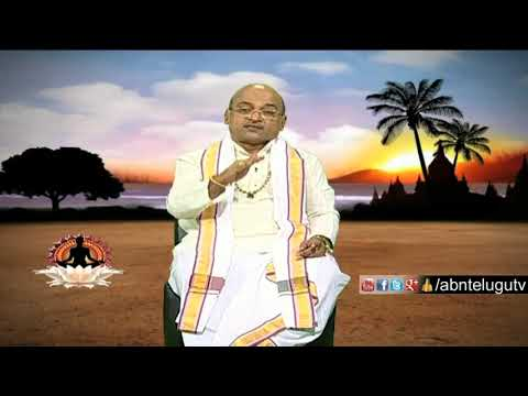 Garikapati Narasimha Rao about Electric Bulb | Nava Jeevana Vedam | Episode 1385 | ABN Telugu