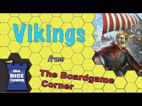 Vikings Review - Boardgame Corner