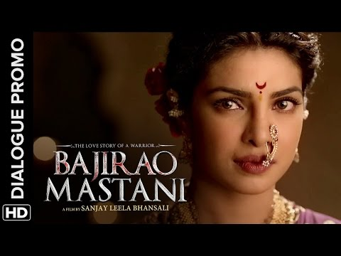 Kashibai Wants To Be Remembered | Bajirao Mastani | Dialogue Promo