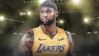 DeMarcus Cousins Suffers Torn ACL! 2019-20 NBA Season