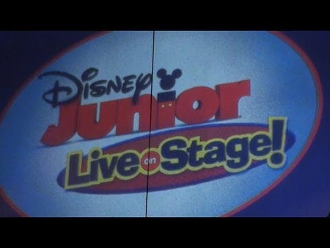 DISNEY JUNIOR: LIVE ON STAGE!