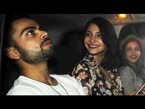 Virat Kohli confirms relationship with Anushka Sharma