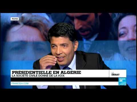 Présidentielle en Algérie : la société civile donne de la voix (Partie 2) - #DébatF24