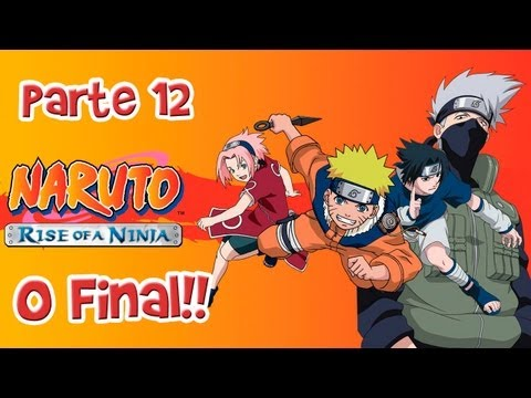 Detonado - Naruto Rise of a Ninja (Xbox 360) - Parte 12 (O Final)