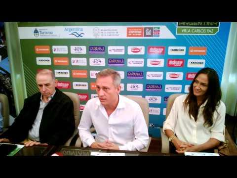 El intendente Avilés habló sobre el ROC Argentina.