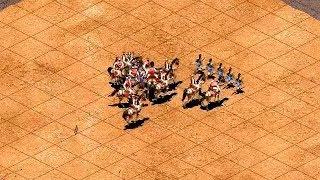 1v1 Praire | Huns vs Mongols | vs F1Re
