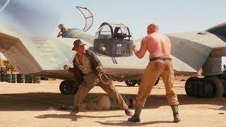 Indiana Jones Raiders of the Lost Ark - Nazi Plane Scene