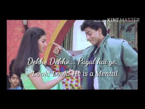 Yeh Ladka Hai Deewana- Aathe Jaathe- Lyrics Translation