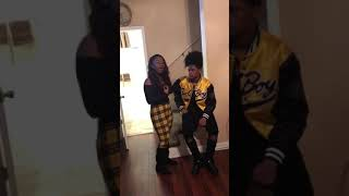 Lil Baby close friends remix (singing to boyfriend)