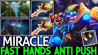 MIRACLE [Tinker] Super Fast Hands Tryhard Anti Push Team Dota 2