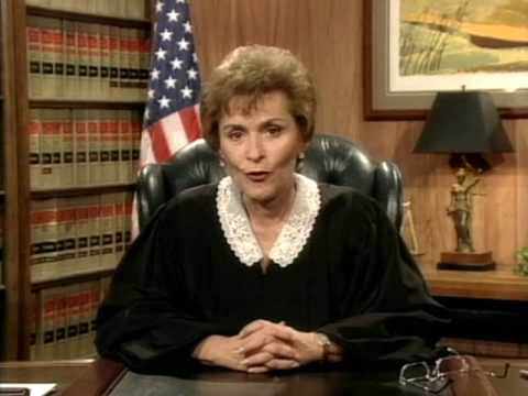 EIF: Judge Judy on the loss of her mother to colon cancer