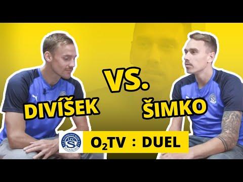 O2 TV Duel: Patrik Šimko a Josef Divíšek hádají známé osobnosti
