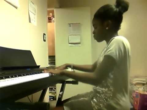 Me Playing My Girl On The Piano by Mindless Behavior video