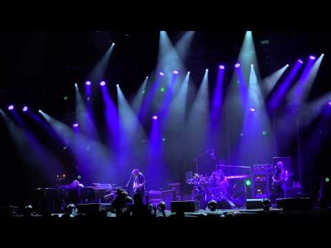 PHISH - Mind Left-BodyJam  7/13/14 - NEW YORK CITY