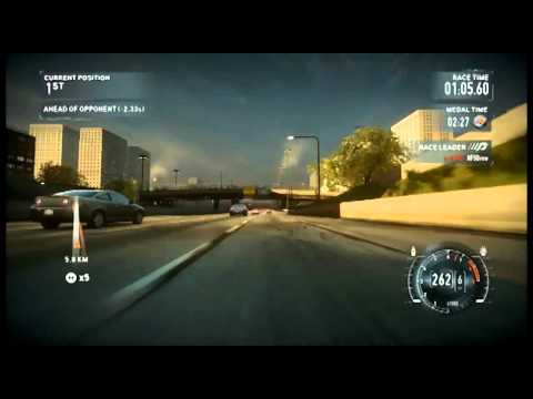 Need For Speed The Run Time Attack Community Challenge - GT-R SpecV Showdown