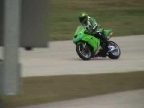The Joker Haulin Ass Down The Main Straight On Homestead Raceway video