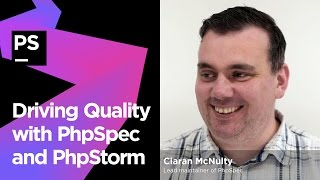 Driving Quality with PhpSpec and PhpStorm