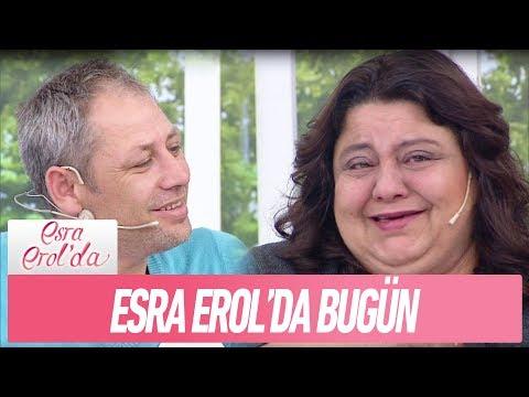 Esra Erol'da bugün neler oluyor? - Esra Erol'da 5 Ocak 2018