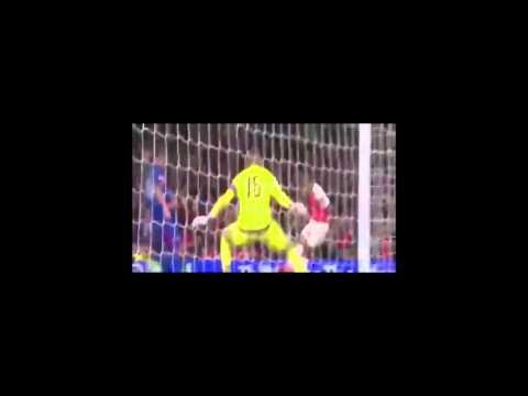 Арсенал   Олимпиакос 2 3 Обзор матча 29 09 2015 Arsenal vs Olympiakos