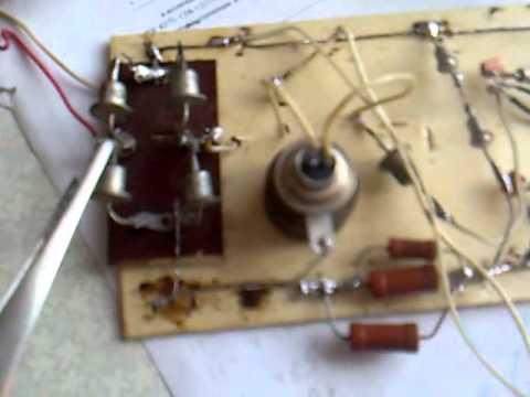 Схема инкубатора петушок