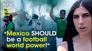 Gold Cup 2019   Why is Mexico not a world football power?
