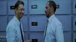 TAXI NO. 9211 - Bank Locker Comedy Scene with Nana Patekar