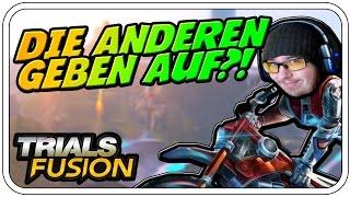 DIE ANDEREN GEBEN AUF! - TRIALS FUSION - Let's Play Trials Fusion  - Dhalucard