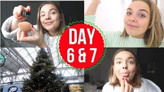 VLOGMAS | TRY ON NASTYGAL HAUL & CHRISTMAS DECS ARE UP! 🎄🎅🏻🙌🏻