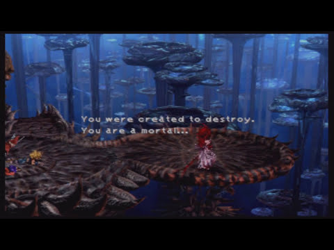 Final Fantasy IX - Kuja (Final Boss of Disc 3, Part 2)