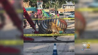 Boy, 9, Injured After Carnival Ride Accident In Midlothian