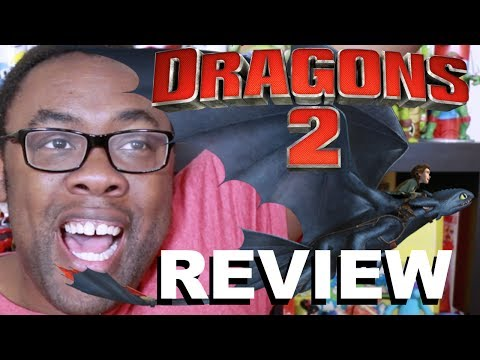 How To TRAIN YOUR DRAGON 2 Review (No Spoilers) : Black Nerd