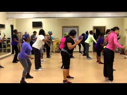 Body Language Line Dance - New Orleans, La video