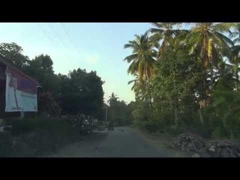 Waiwerang to Desa Adonara アドナラ島のアドナラ村へ(...