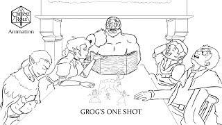 Grog's One Shot Animatic
