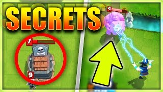 HAVE YOU SEEN THIS RARE EASTER EGG!? | Clash Royale Mythbusters #7!