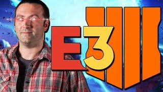 JASON BLUNDELL TALKS BLACK OPS 4 ZOMBIES - TREYARCH E3 LIVE STREAM