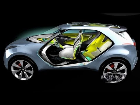 Hyundai Curb Concept Car - Behind the Scenes Build - Part One